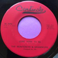 Montereys & Grandeurs-Come home to me-Cardinals E+
