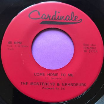 Montereys & Grandeurs-Come home to me-Cardinals E+