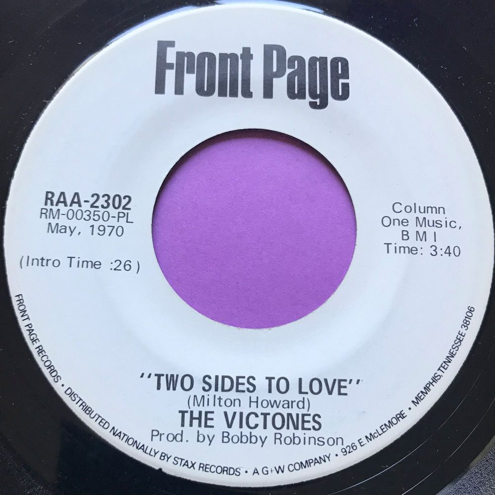 Victones-Two sides to love-Front page WD E+