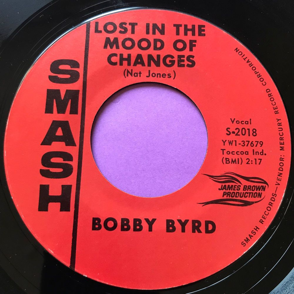 Bobby Boyd-Lost in a mood of changes-Smash E+