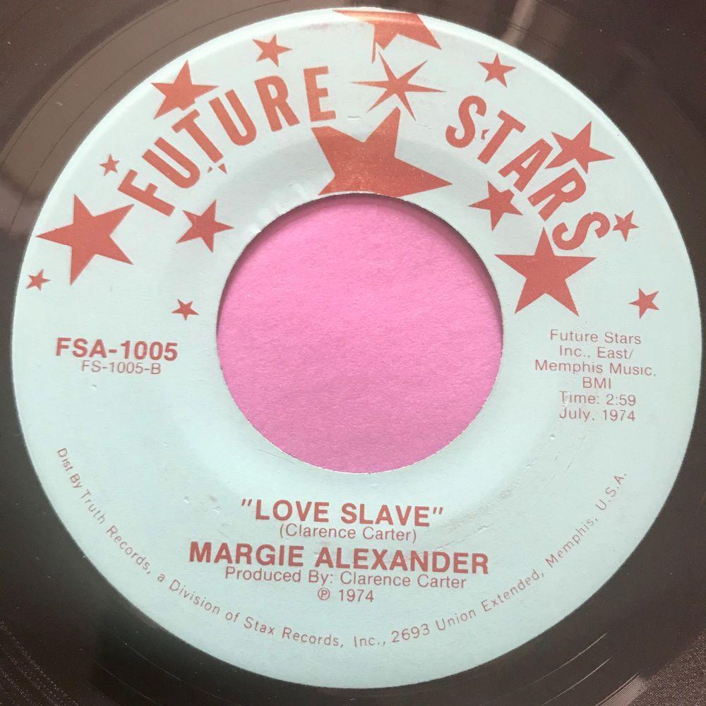 Margie Alexander-Love slave-Future Stars E+