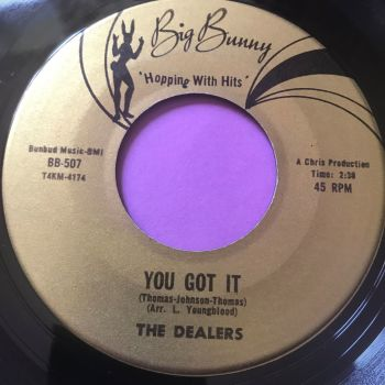 Dealers-You got it-Big Bunny E+