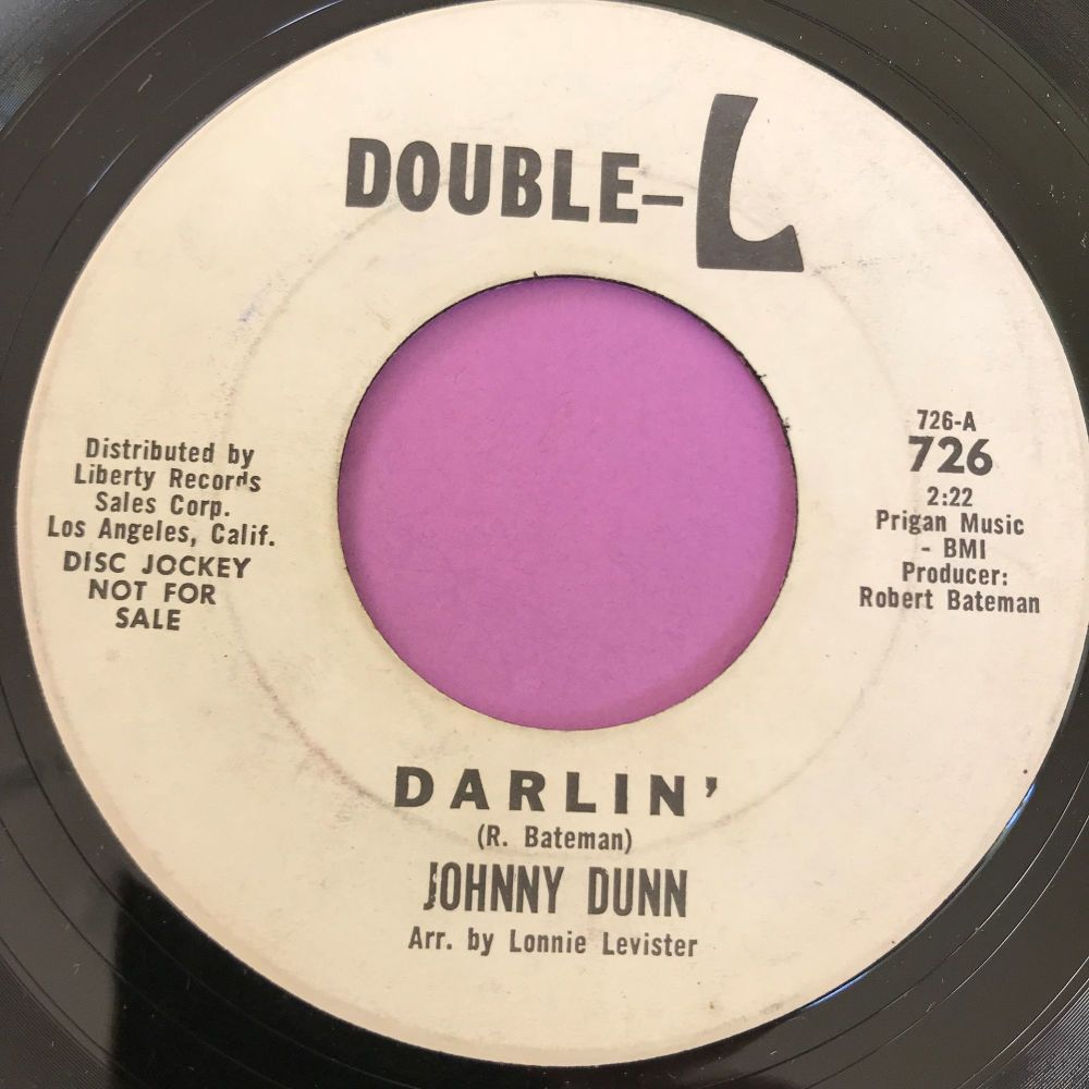 Johnny Dunn-Darlin-Double L WD E