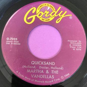 Martha Reeves-Quicksand-Gordy E+