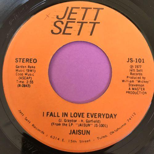Jaisun-I fall in love everyday-Jett Sett E+