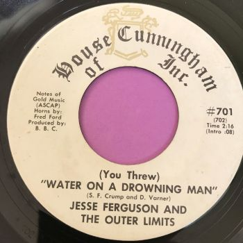 Jesse Ferguson-Water on a drowning man-House of Cunningham E