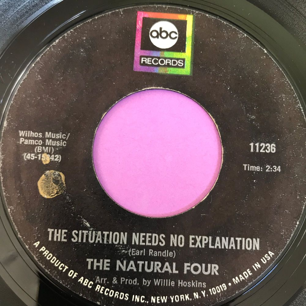 Natural Four-The situation needs no explanation-ABC E+
