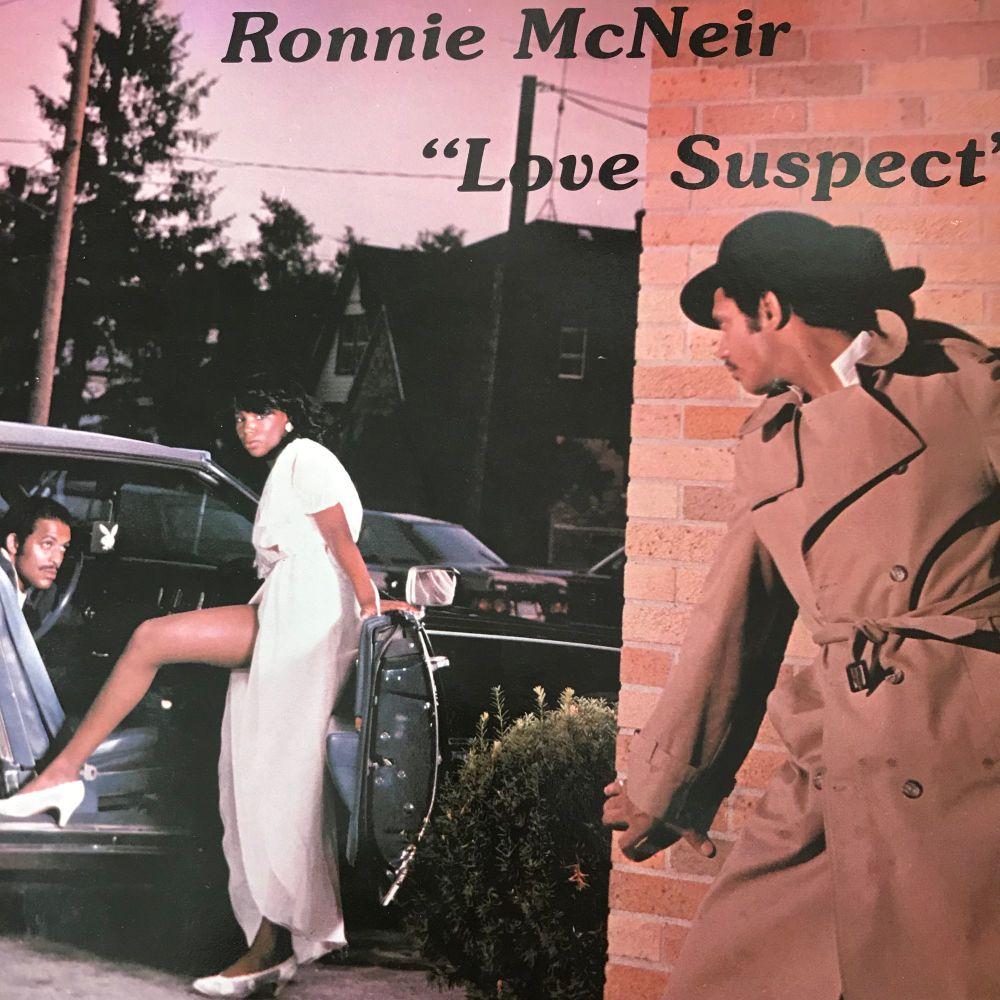 Ronnie McNeir-Love suspect-Expansion LP E+