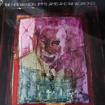 Jimmy James-The new religion-UK Marble Arch LP E