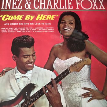 Inez & Charlie Fox-Come by here-UK Direction LP E