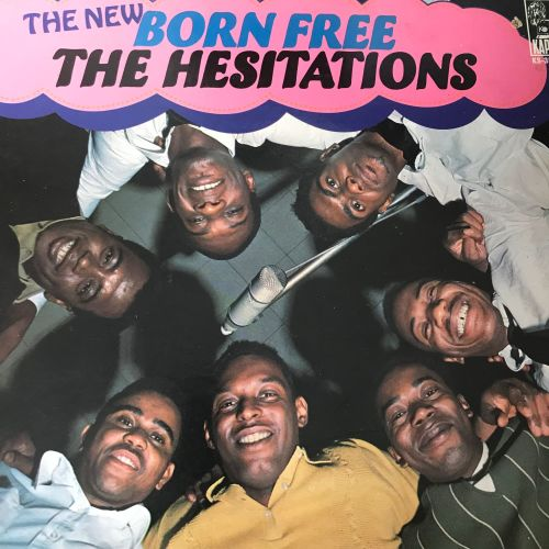 Hesitations-Born free-Kapp LP