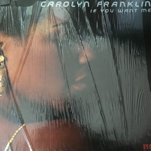 Carolyn Franklin-If you want me-RCA LP E+