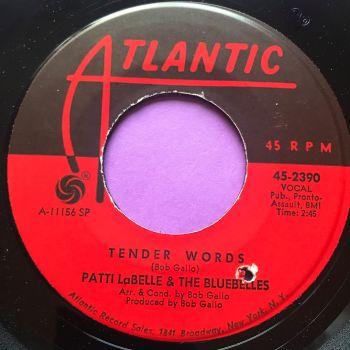 Patti Labelle-Tender words-Atlantic E+