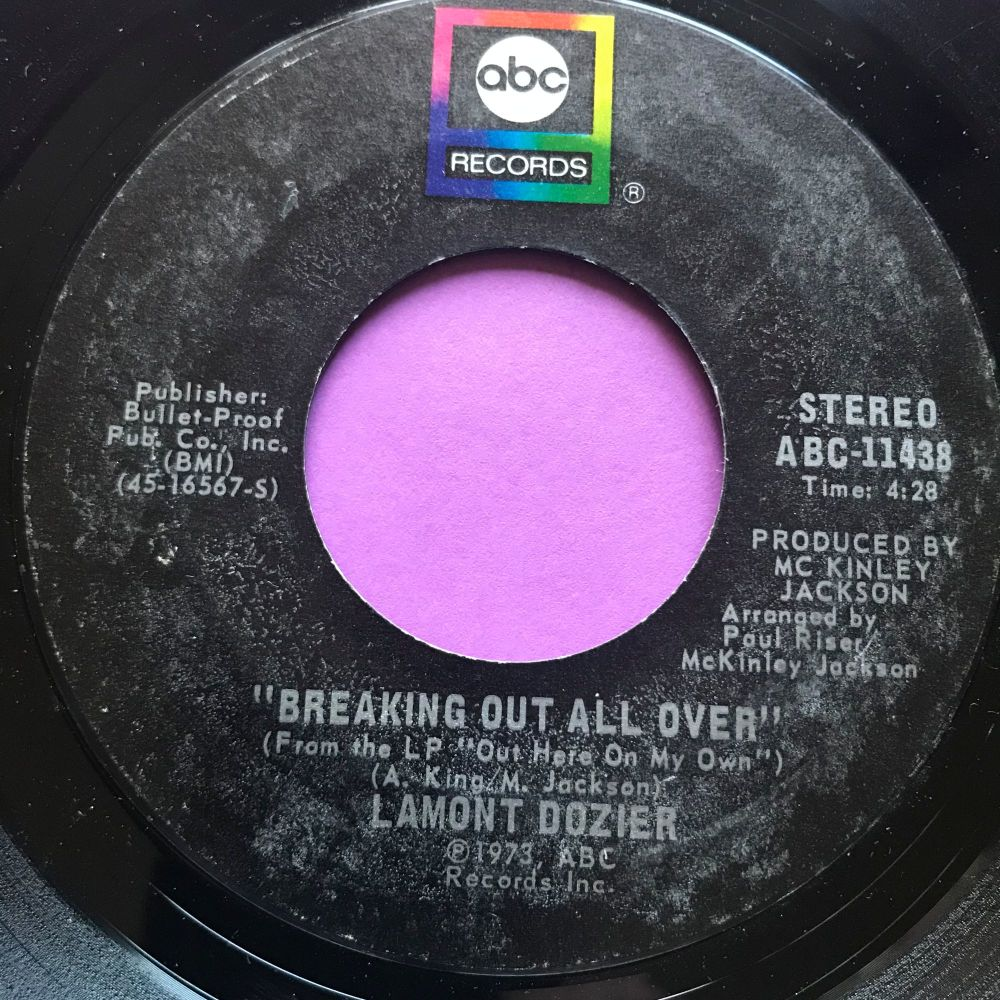 Lamont Dozier-Breaking out all over-ABC E+