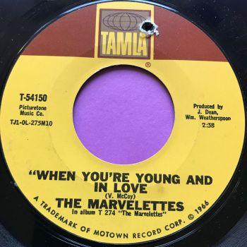 Marvelettes-The day you take one.....-Tamla E