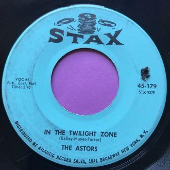 Astors-In the twilight zone-Stax E+