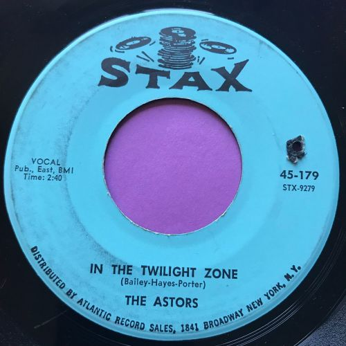 Astors-In the twilight zone-Stax E+