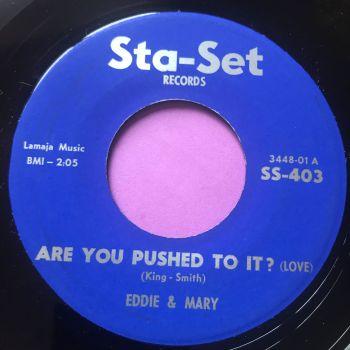 Eddie & Mary-Hey Mr. DJ- Sta-set E+