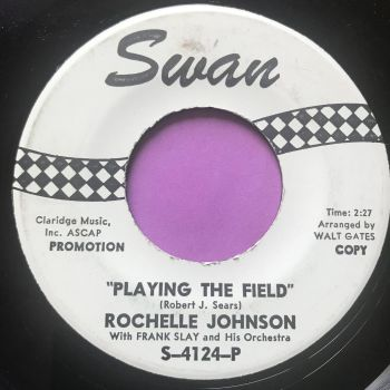 Rochelle Johnson-Playing the field-Swan WD M-