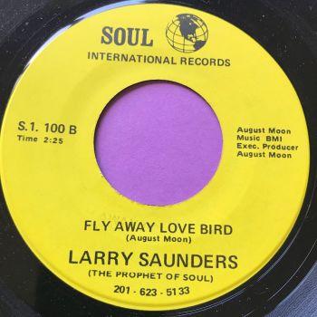 Larry Saunders-Fly away love bird-Soul international E+