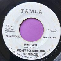 Smokey Robinson-More love-Tamla WD E+