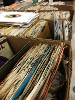 We also have lots of great Crossover/70s soul 45s in our
