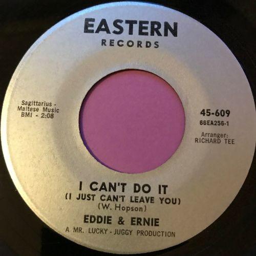Eddie & Ernie-I can't do it-Eastern E