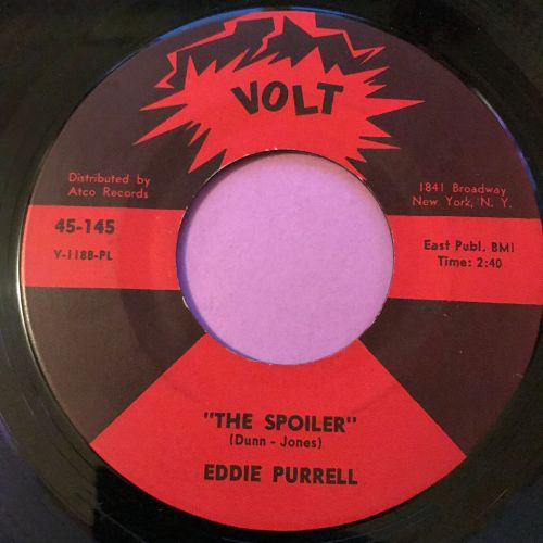 Eddie Purrell-The spoiler-Volt E+