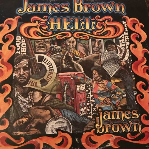 James Brown-Hell-Polydor LP E