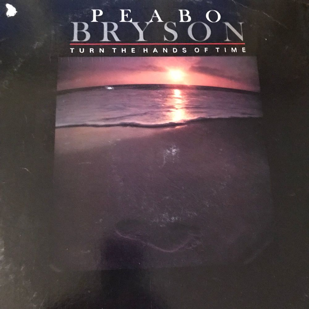Peabo Bryson-Turn the hands of time-Capitol LP E+