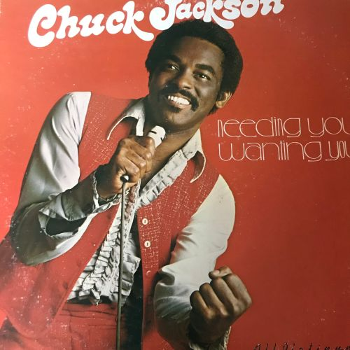 Chuck Jackson-Needing you wanting you- All Platinum LP E+