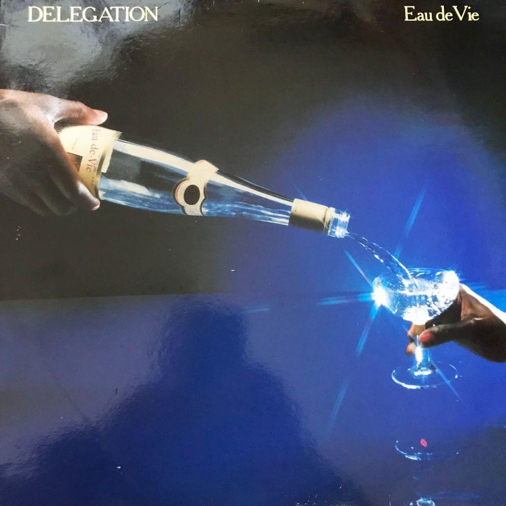 Delegation-Eau de vie- Ariola LP E+