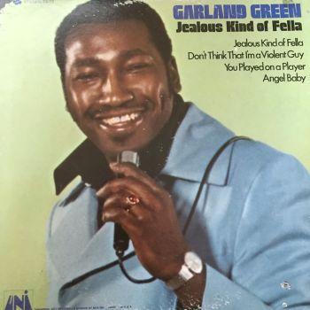 Garland Green-Jealous kind of fellow- Uni LP E+