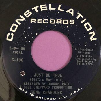 Gene Chandler-Just be true-Constellation E+