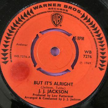 J.J Jackson-But it's alright-UK WB E+