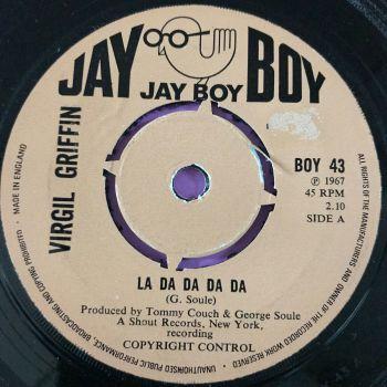 Virgil Griffin-La da da da da- UK Jayboy E+