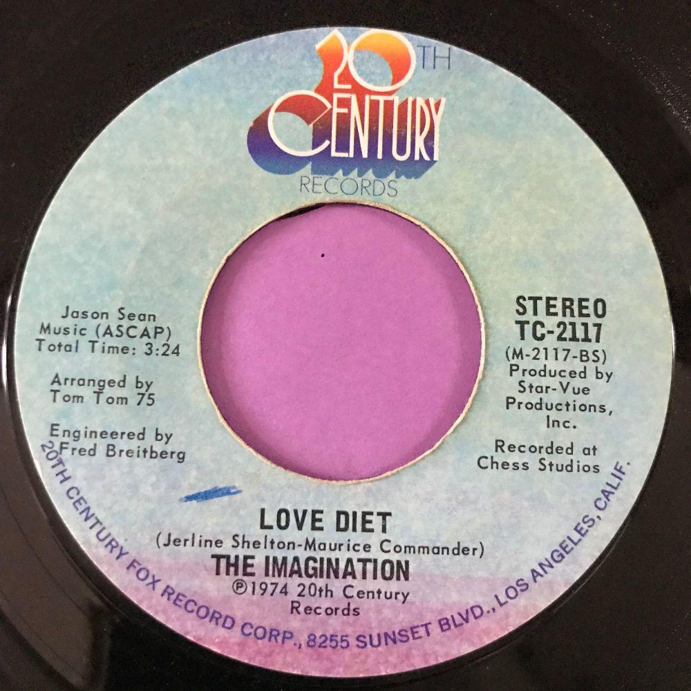 Imagination-Love diet-20th Century E+