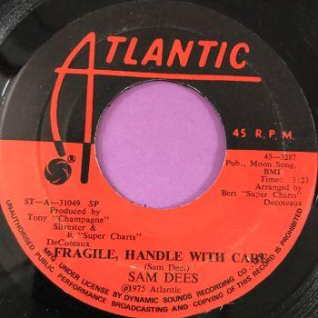 Sam Dees-Fragile, handle with care-Jamacian Atlantic E+