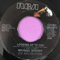 Michael Wycoff-Looking up to you-RCA E+