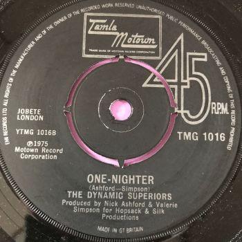 Dynamic Superiors-One-Nighter-TMG 1016 E+