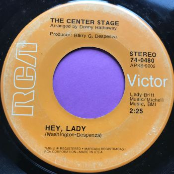Centre Stage-Hey lady-RCA E+