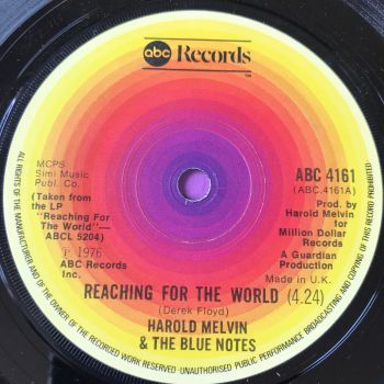 Harold Melvin-Reaching for the world-ABC UK E+