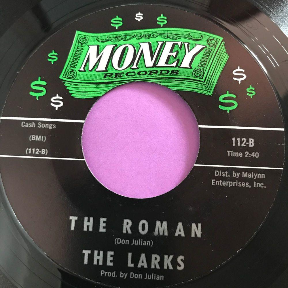 Larks-The Roman/ Heavenly Father-Money E+