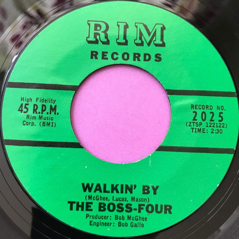 Boss Four-Wakin' by-Rim E+