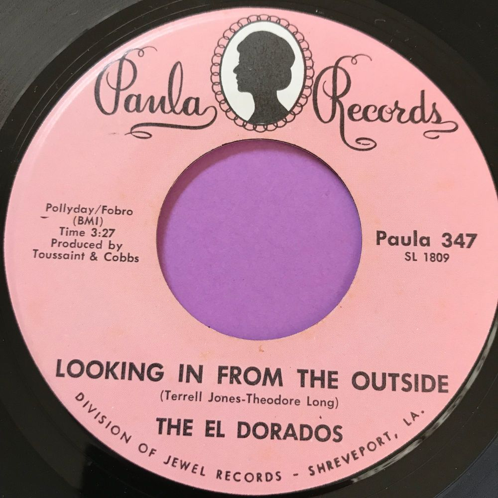 El Dorados-Looking in from the outside-Paula  E+