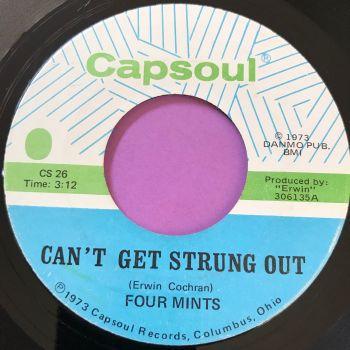Four Mints-Can't get strung out-Capsoul E+