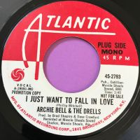 Archie Bell-I just want to fall in love-Atlantic Demo E+