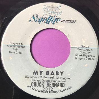 Chuck Bernard-My baby-Satellite E+