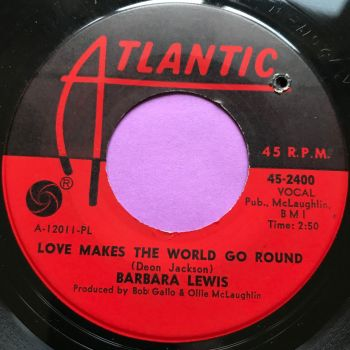 Barbara Lewis-Love makes the world go round-Atlantic E+