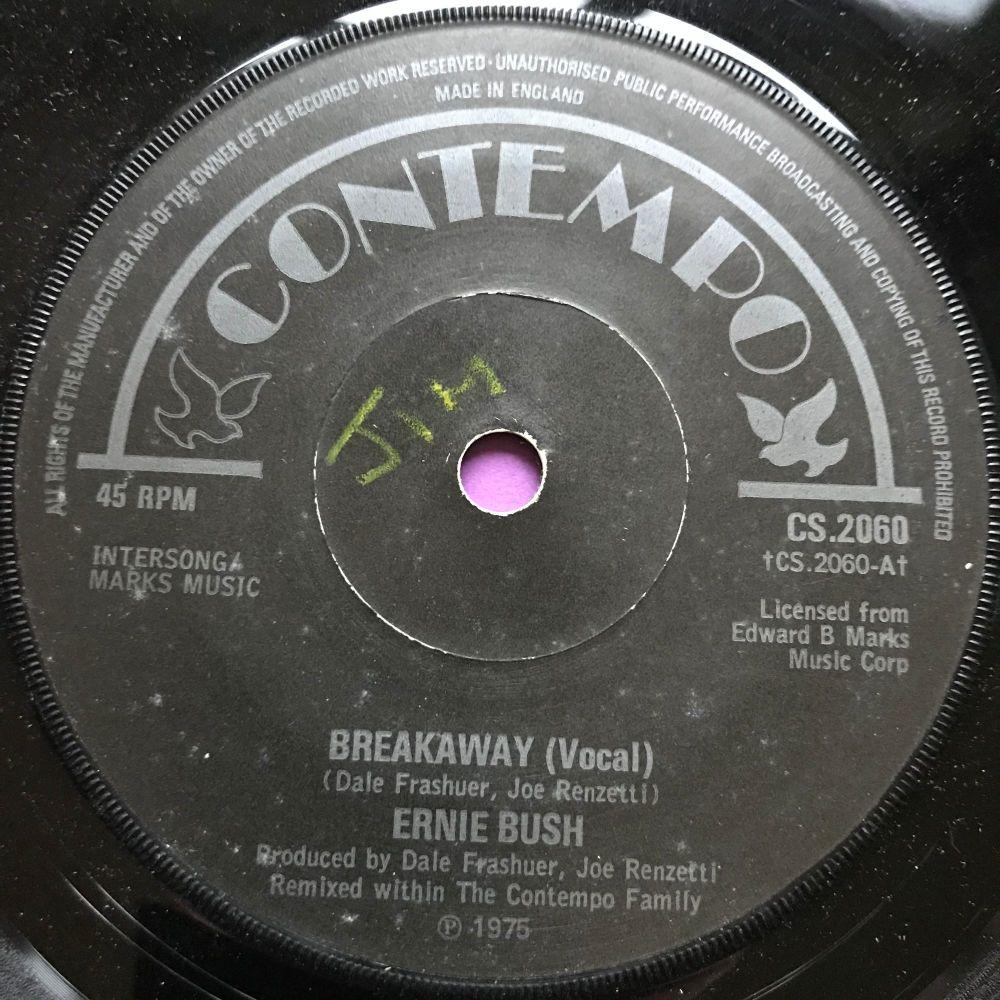 Ernie Bush-Breakaway-UK Contempo E+